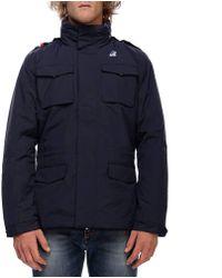 K-Way - Jacket Men - Lyst