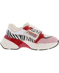 Pinko - Chunky Low Top Trainers - Lyst