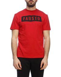 Fausto Puglisi - T-Shirt für Herren - Lyst