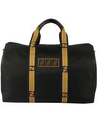 e013bd7391a6 Shop Men s Fendi Luggage and suitcases Online Sale