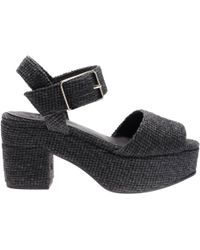 Castaner - Platform Sandals - Lyst