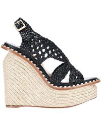 Paloma Barceló - Wedge Sandals - Lyst