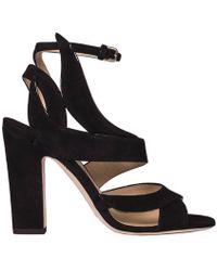 Jimmy Choo - Heeled Sandals Flat Sandals Women - Lyst