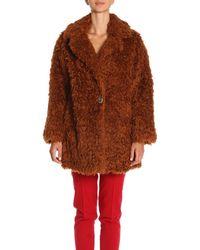Pinko - Coat Women - Lyst