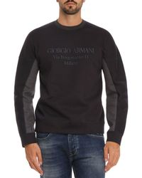 Giorgio Armani - Sweatshirt Men - Lyst
