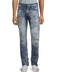 PRPS - Congress Wrinkled Cotton Jeans - Lyst