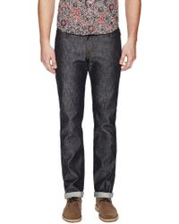 Naked & Famous - Slim Guy Tapered Fit Jeans - Lyst
