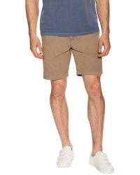 Life After Denim - Zuma Cotton Shorts - Lyst