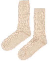 Ilux - Demi Anklet Socks - Lyst
