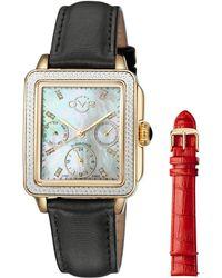 Gv2 - Women's Bari Multi Watch With Interchangeable Straps - Lyst