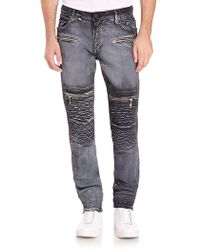 Robin's Jean - Motorcycle Racer Jeans - Lyst