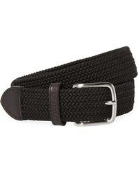 J.Lindeberg - Chapper 35 Cow Leather Belt - Lyst