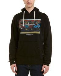 President's - Graphic Hoodie - Lyst