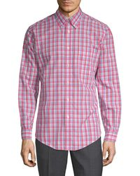 Brooks Brothers - Gingham Button-down Shirt - Lyst