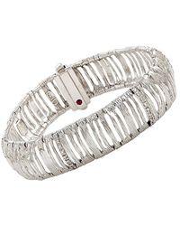 Roberto Coin 18k 0.54 Ct. Tw. Diamond Bracelet