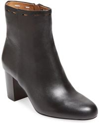 Corso Como - Pixel Leather Bootie - Lyst
