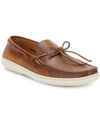 Vince Camuto - Xandar Leather Boat Shoes - Lyst