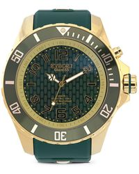 Kyboe - Gold Series Stainless Steel Strap Watch - Lyst