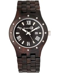 Earth Wood - Unisex Inyo Watch - Lyst
