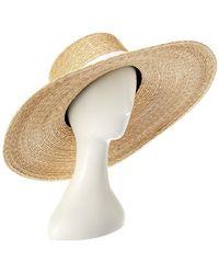 Hat Attack - Elle Sunhat - Lyst