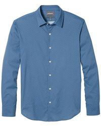 Bonobos - Slim Fit Tech Button-down Shirt - Lyst
