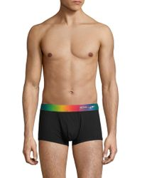 Papi Underwear - Pride Colors Stretch Brazilian Trunks - Lyst