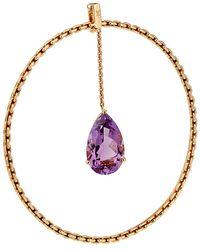Louis Vuitton - Louis Vuitton 18k Amethyst Chain Bracelet - Lyst