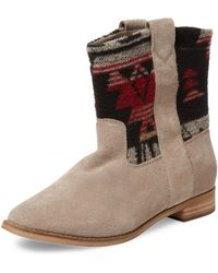 TOMS - Laurel Booties - Lyst