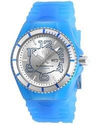 TechnoMarine Men's Cruise Jellyfish Watch - Blue