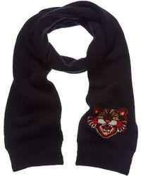 4b3d75d6bb31 Men's Gucci Scarves and handkerchiefs Online Sale - Lyst