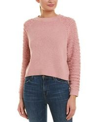 Etienne Marcel - Textured Sweater - Lyst