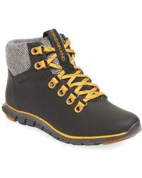 Cole Haan - Zerogrand Hiker Boots - Lyst