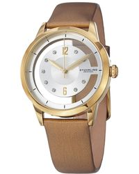 Stuhrling Original - Stuhrling Women's Winchester 946l Watch - Lyst