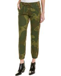 Zadig & Voltaire - Paraona Camou Military Pyjama Pant - Lyst