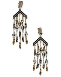 Lulu Frost - Citadel Chandelier Earrings - Lyst