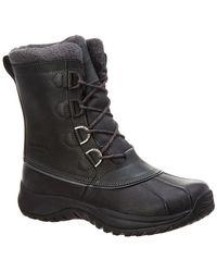 BEARPAW - Colton Waterproof Leather Boot - Lyst
