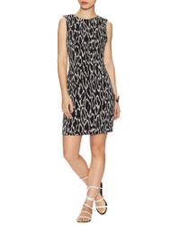 Susana Monaco - Printed Sleeveless Dress - Lyst
