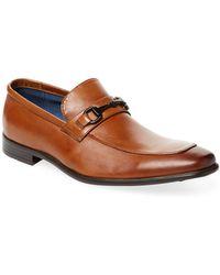 Gordon Rush - Leather Horsebit Loafer - Lyst