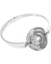 BVLGARI - Cerchi 18k Bracelet - Lyst