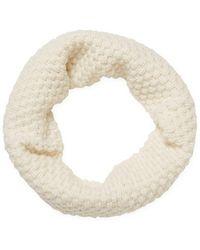 Portolano   Crocheted Infinity Scarf   Lyst
