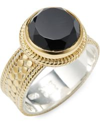 Anna Beck Jewelry - Gold Statement Ring - Lyst