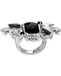 Stephen Webster - Silver Gemstone Ring - Lyst