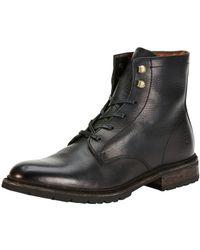 Frye - James Lug Boot - Lyst