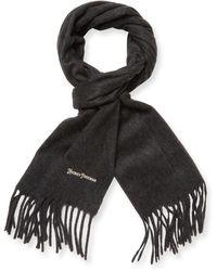 Hickey Freeman - Solid Cashmere Scarf - Lyst