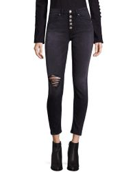 Mcguire - Distressed Newton Skinny Jeans - Lyst