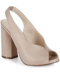 Nine West - Lilou Block Heels - Lyst