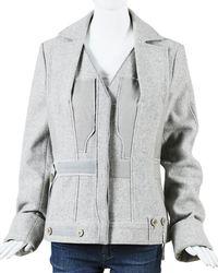 b7c0c4a4ff8c Dior - Wool & Alpaca-blend Jacket, Size Us 10 - Lyst