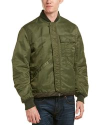Moncler - Reversible Camouflage Bomber Jacket - Lyst