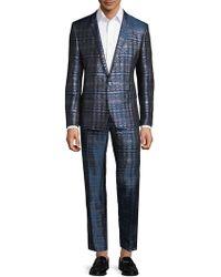 Dolce & Gabbana - Jacquard Suit - Lyst