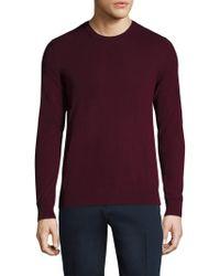 Burberry Brit - Richmond Cashmere Plaid Check Elbow Sweater - Lyst
